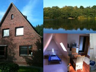Lake House in Itzehoe near Hamburg - Itzehoe vacation rentals