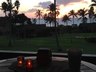 Kepuhi Beach, West Molokai 2nd floor studio condo - Maunaloa vacation rentals