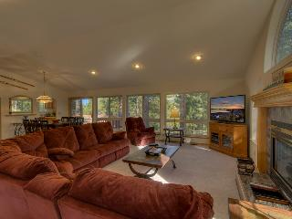 Spacious home on quiet street with private hot tub - Nestled Pines Retreat - South Lake Tahoe vacation rentals