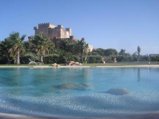 CASTLE OF THE HAWKS: XIII century castle wiht private beach and pool - Licata vacation rentals