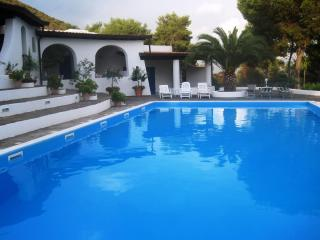 VILLA VULCANO: luxury typical Aeolian villa with private pool - Aeolian Islands vacation rentals