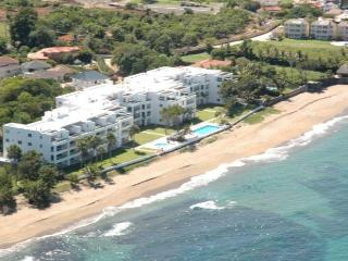 Ocean front gated community,beach,gym,within walk - Sosua vacation rentals
