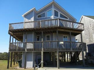 Right across the street from the beach, great views! Elevator, private pool, hot tub, pets OK. - Nags Head vacation rentals