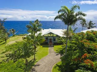 Pali Lani - Hakalau Hawaii Vacation House - Hilo District vacation rentals