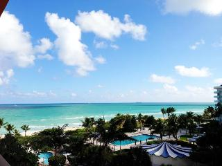 Stunning Oceanfront Resort Four Bedroom 807 - Miami Beach vacation rentals