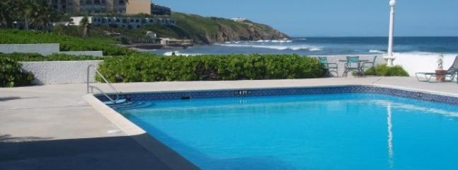 ST CROIX OCEANFRONT PENTHOUSE! - Image 1 - Christiansted - rentals