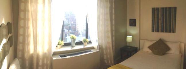 BEDROOM #2 - New York City Midtown 2 Bedrooms, Amazing Views! - New York City - rentals