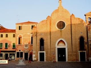 Wonderful view over Venetian Square near San Marco - Venice vacation rentals