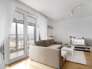 City center apartment! Babka Tower - Warsaw vacation rentals