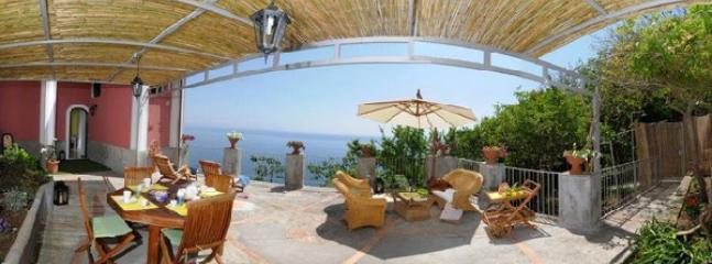 terrace - Villa Relax - not only a name - Praiano - rentals