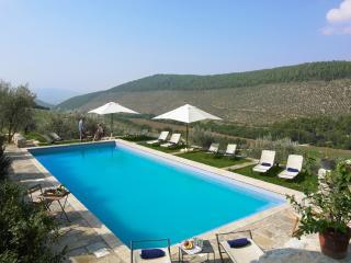 Pianciano- Casa del Cipresso- Ancient hamlet  with incredibly beautiful surroundings - Spoleto vacation rentals