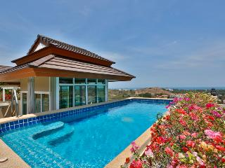 2 bedroom penthouse with private pool on the roof - Pran Buri vacation rentals