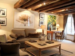 Marais Excellence - Refined rue des Rosiers 2 bedroom apartment - Paris vacation rentals