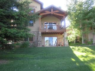 Turnberry Court Villa #23, on the Fifth Fairway of the Crater Springs, Midway Utah - Midway vacation rentals