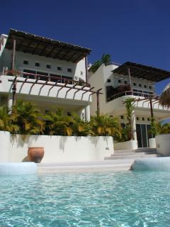Spectacular Santa Cruz bay view - Sol y Luna 1 BR Penthouse - Huatulco vacation rentals