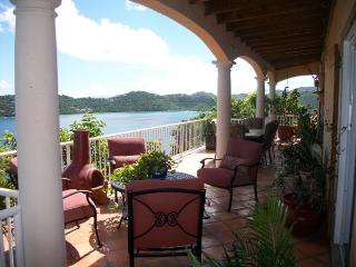 Sugar Bird Cove - Beachfront/Magens Bay view villa - Saint Thomas vacation rentals