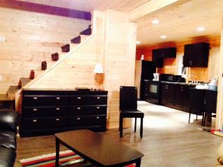 Greenwater Lake, SK - 3 Bedroom Log Cabin Rental - Tisdale vacation rentals