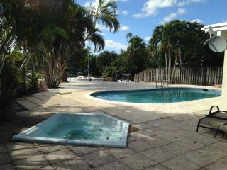 Newly Renovated Waterfront furnished Property with Pool - Weston vacation rentals