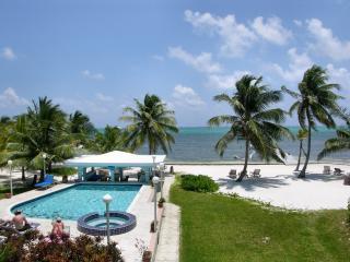 2 bedroom condo with loft on private beach! -A1 - San Pedro vacation rentals