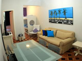Beautiful 2 bedroom apartment. Great location in the best part of Ipanema! Cod: 2-101 - State of Mato Grosso vacation rentals
