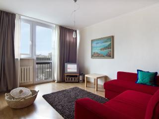 City Center 2 bedroom apartment! Grzybowska - Warsaw vacation rentals