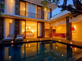 LUXURIOUS VILLA, RUANDRA-SEMINYAK-BALI - Seminyak vacation rentals