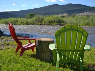 Western Ambience on the Roaring Fork River - Carbondale vacation rentals