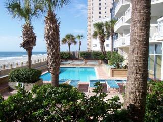 Beautiful Ocean Front Condo... Garden City Beach, South Carolina - Myrtle Beach - Grand Strand Area vacation rentals