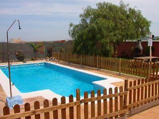The viewpoint of the Sierra rural house - Costa de la Luz vacation rentals