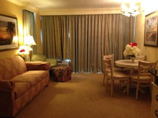 Affordable Direct Oceanfront 1 Bedroom Condo with Pool and Hot Tub - Myrtle Beach vacation rentals