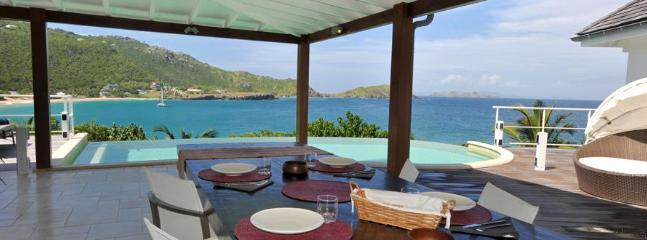 Tichka at Flamands, St. Barth - Ocean View, Amazing Sunset Views, Walking Distance To Beach and Rest - Flamands vacation rentals