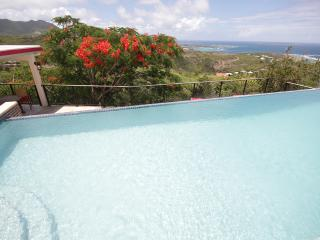 Villa Kismet, Oyster Bay, St Maarten - KISMET...beautiful contemporary villa with gorgeous views of Orient Bay - Oyster Pond - rentals