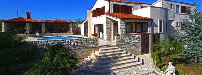 Villa Harmony, entrance - Villa Harmony, Rakalj - Rakalj - rentals