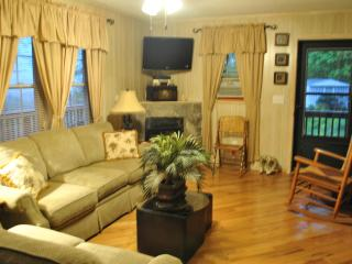 Secluded Mountain Cabin Boone, NC - Boone vacation rentals