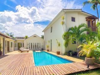 VILLA CELINE-tranquil -set in beachfront residence - Las Terrenas vacation rentals