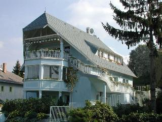 Hungary Balaton Fonyod Apartment for 4-8 persons - Balatonfenyves vacation rentals