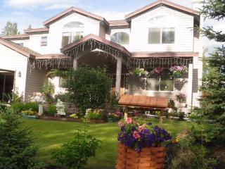 Hyatt Gardens Bed & Breakfast, Anchorage, AK. - Alaska vacation rentals