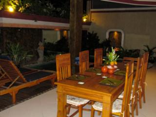 At Night - PURI SHERAZADE VILLA  great location Umalas. - Seminyak - rentals