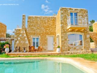 Traditional Cretan Villa with Pool, near the Beach - Chania vacation rentals