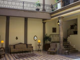 Stunning historical villa with Pool - Central Mexico and Gulf Coast vacation rentals