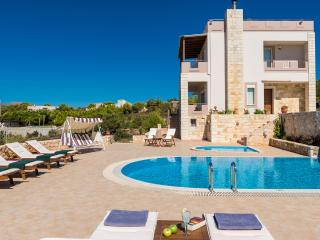 5 Bedroom Villa with Private Pool in Chania, Crete - Chania vacation rentals