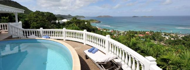 Villa 21 at Petite Saline, St. Barth - Ocean View, Pool, Private - Saint Jean vacation rentals