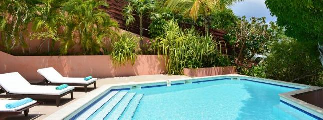 La Tortue at Grand Cul de Sac, St. Barth - Ocean View, Pool, Private - Image 1 - Grand Cul-de-Sac - rentals