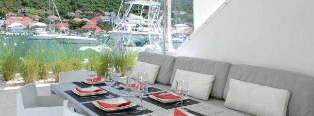 Harbour Loft at Gustavia, St. Barth - Harbour View, On The Dock, Walk To Beach, Restaurants And Shop - Image 1 - Gustavia - rentals