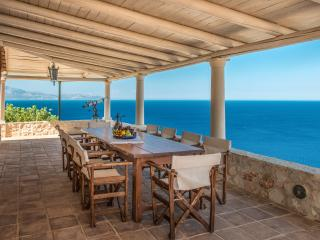 Luxury Villa Deep Blue with private pool and direct access to the sea - Zakynthos vacation rentals