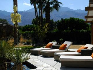 Luxury Rustic Modern; Views, Salt Water Pool & Spa - Palm Springs vacation rentals