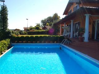 Panoramic villa with pool and great lake view! - Arona vacation rentals