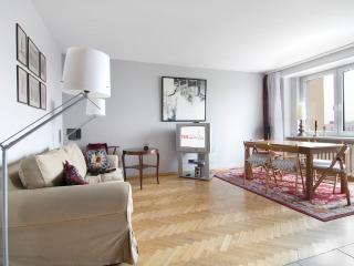 2 bedroom apartment next to metro! Służew - Central Poland vacation rentals