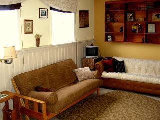 Comfy 1 bedroom - can sleep  4 - Central Location! - Gustavus vacation rentals