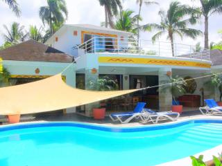 LUXURY BEACH FRONT CASA INCA - Las Terrenas vacation rentals